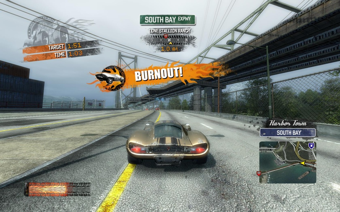 Burnout Paradise Review Screen 9