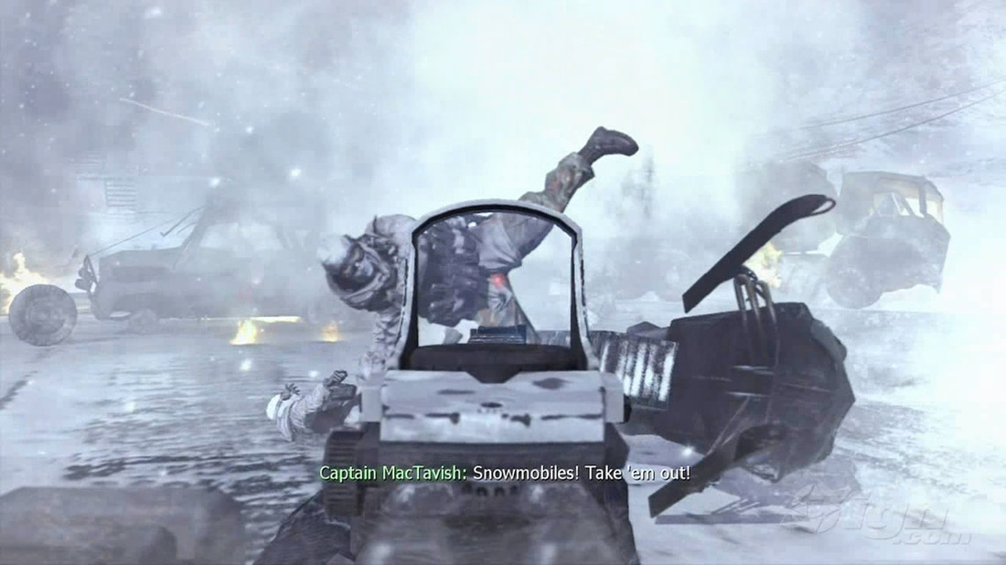 Call of Duty Modern Warfare 2 Review Screen 5