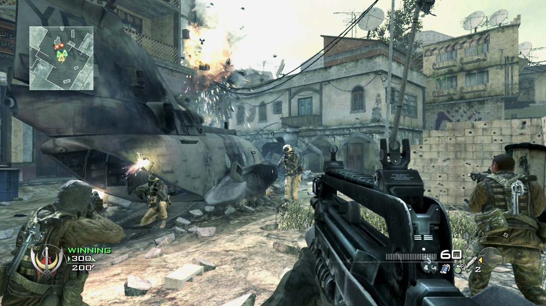 Call of Duty Modern Warfare 2 Review Screen 6