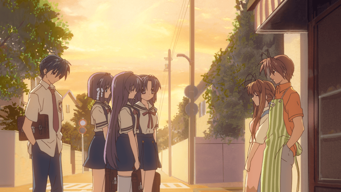 Clannad Review Screen 2