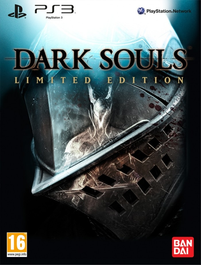 Dark Souls Review - PlayStation 3 Box Art