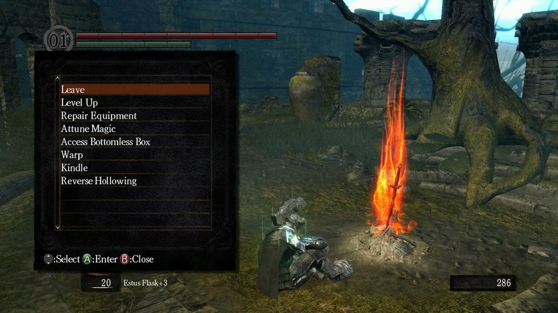 Dark Souls Review  Screen 2