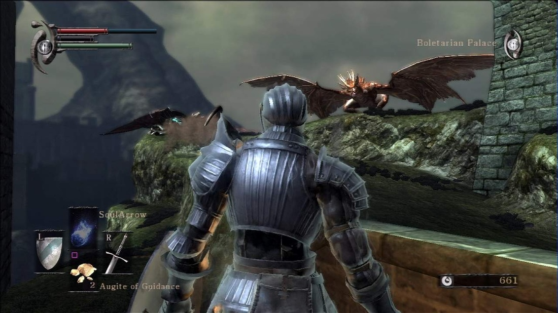 Demons Souls Review Screen 2