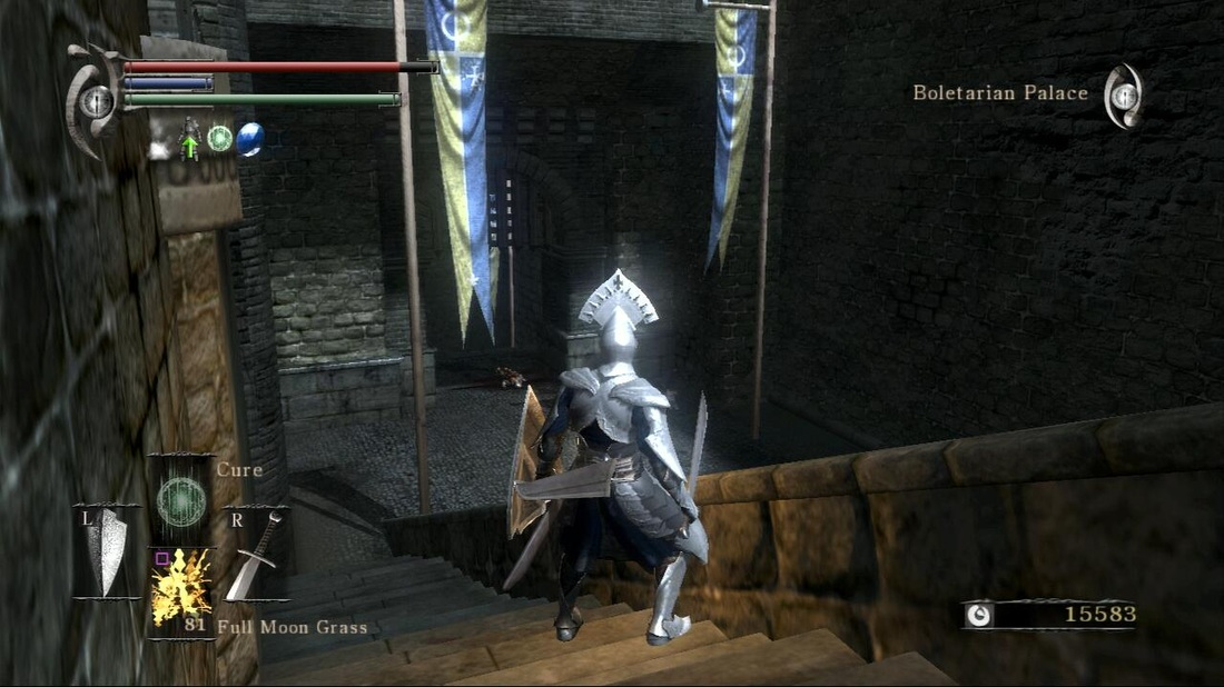 Demons Souls Review Screen 4
