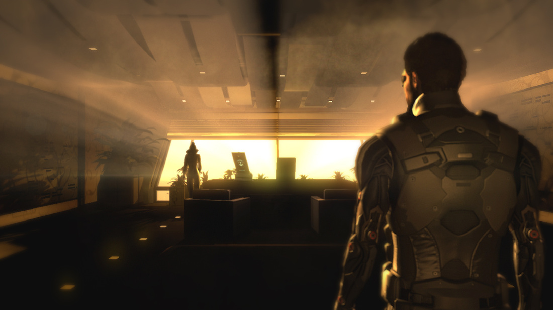 Deus Ex Human Revolution Review  Screen 1