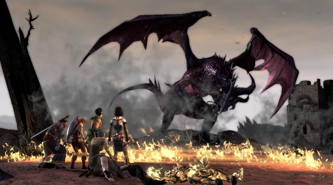 Dragon Age II Review Screen 4