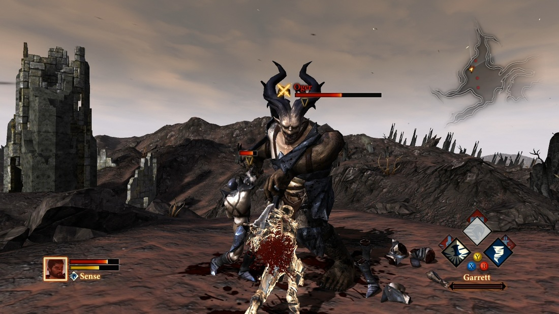 Dragon Age II Review Screen 6