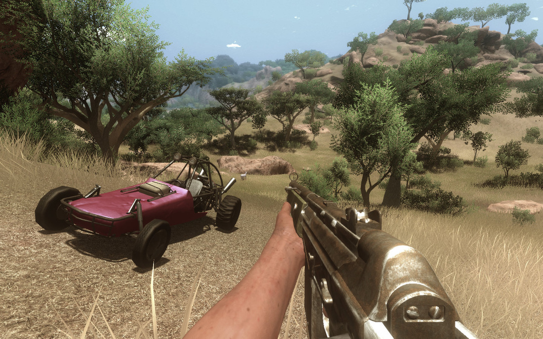 Far Cry 2 Review Screen 1