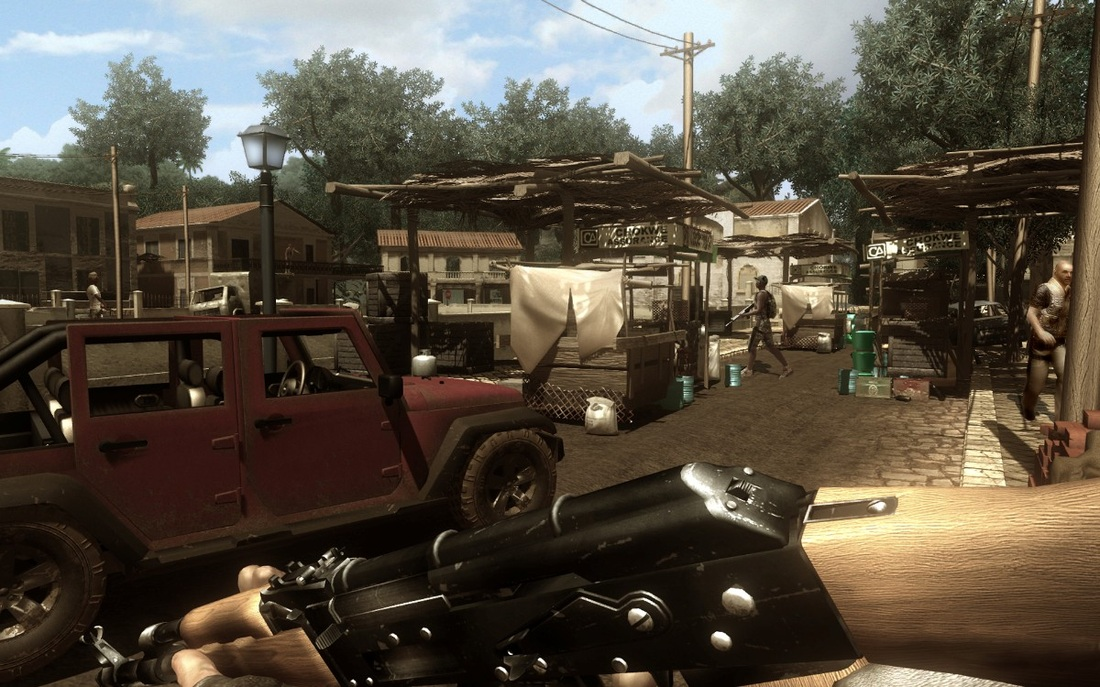 Far Cry 2 Review Screen 2