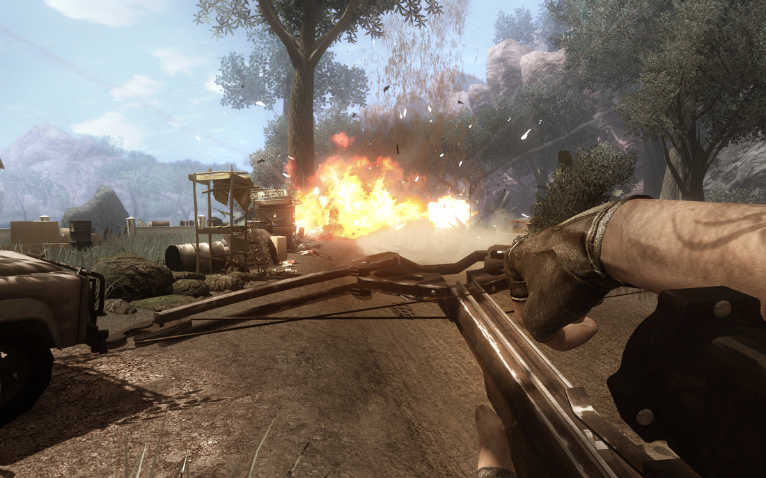 Far Cry 2 Review Screen 3