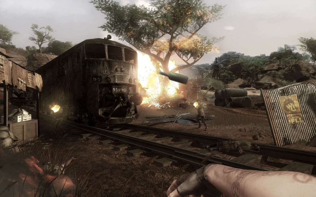 Far Cry 2 Review Screen 4