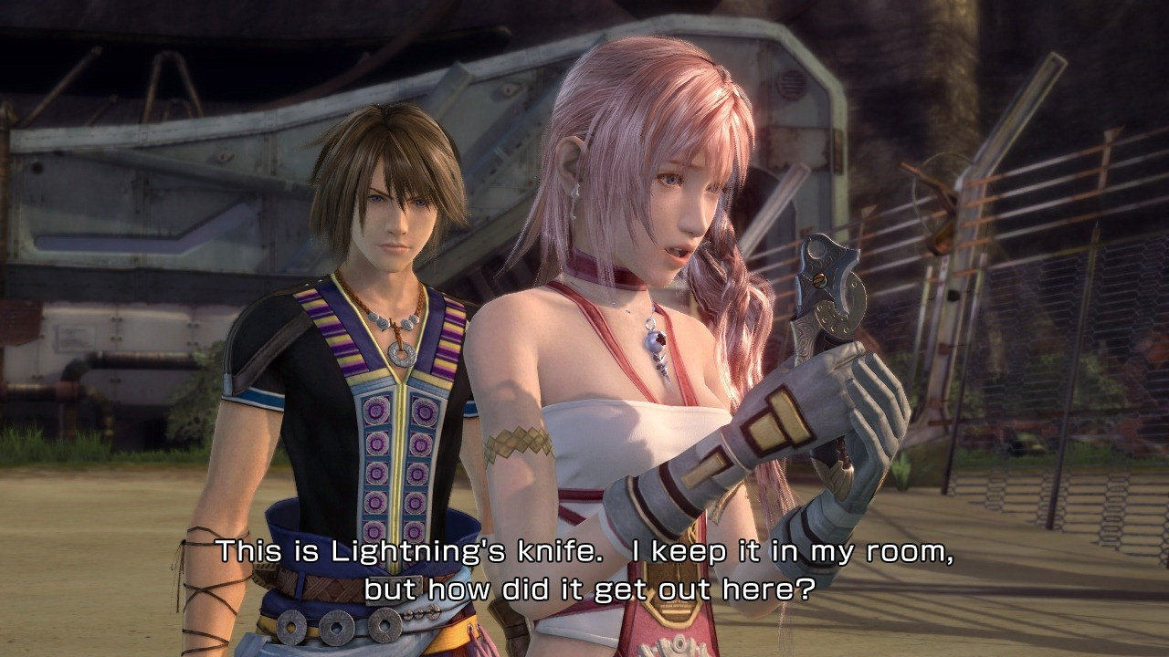 Final Fantasy XIII-2 Review Screen 10