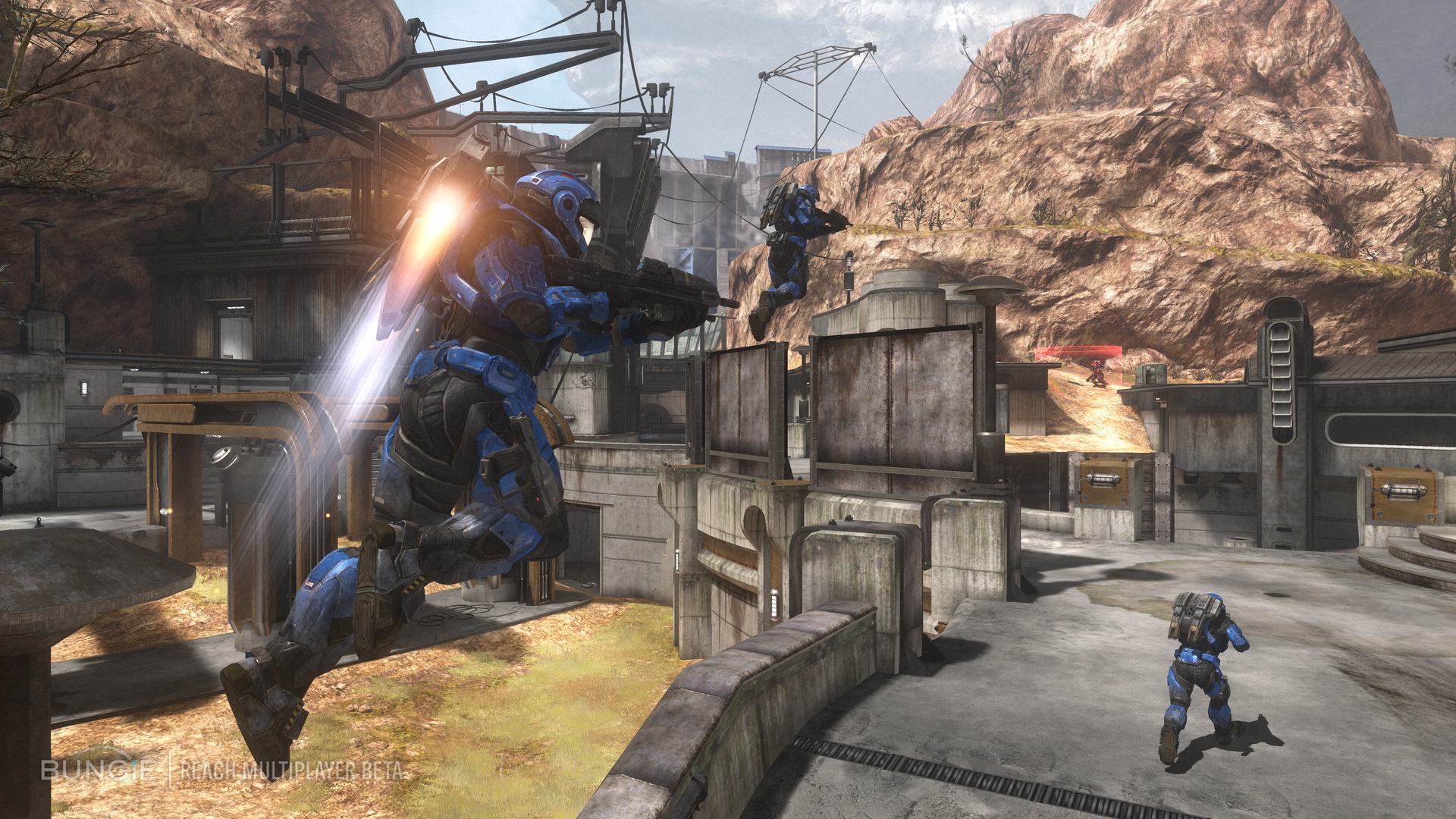 Halo Reach Review Screen 11