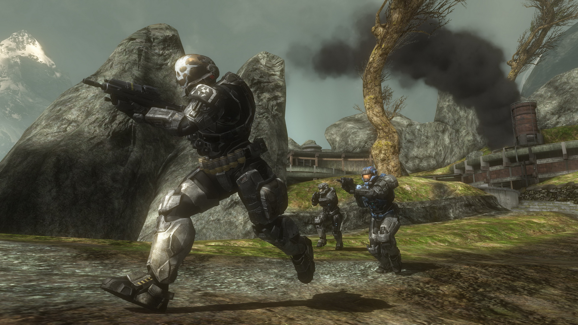 Halo Reach Review Screen 12