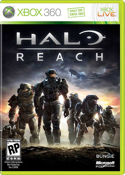 Halo Reach Review - Xbox 360