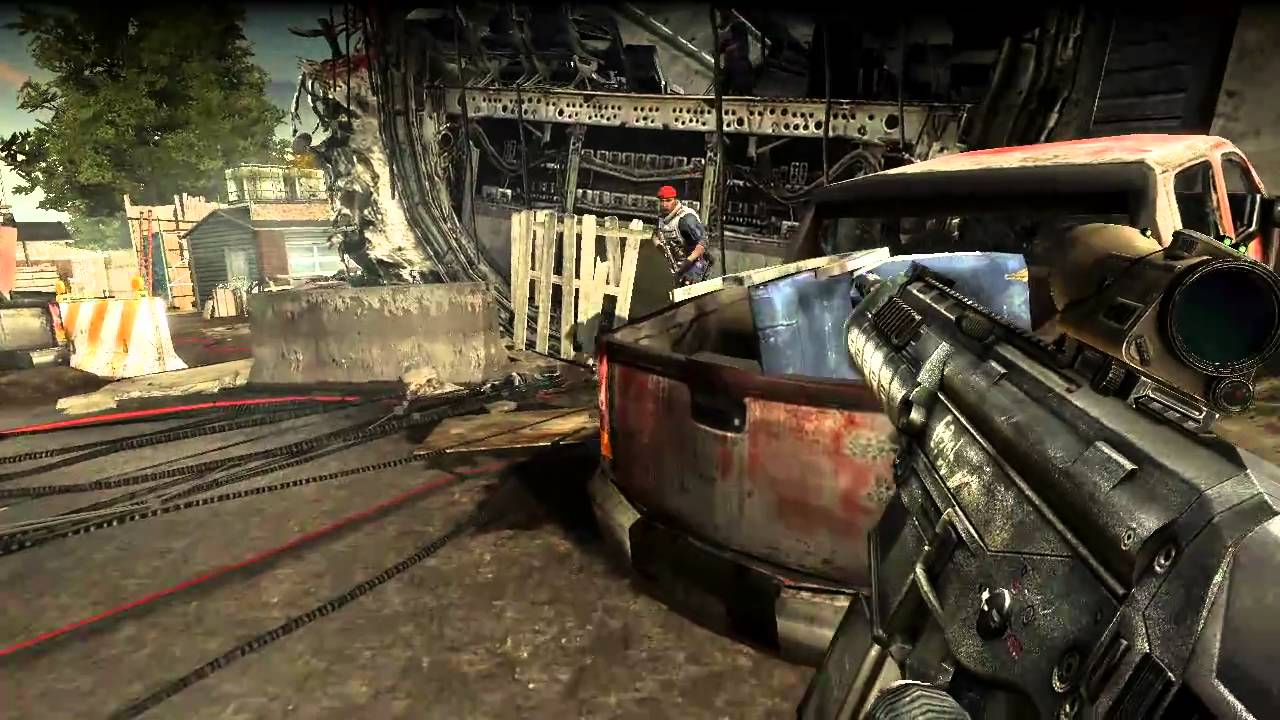 Homefront Review Screen 3