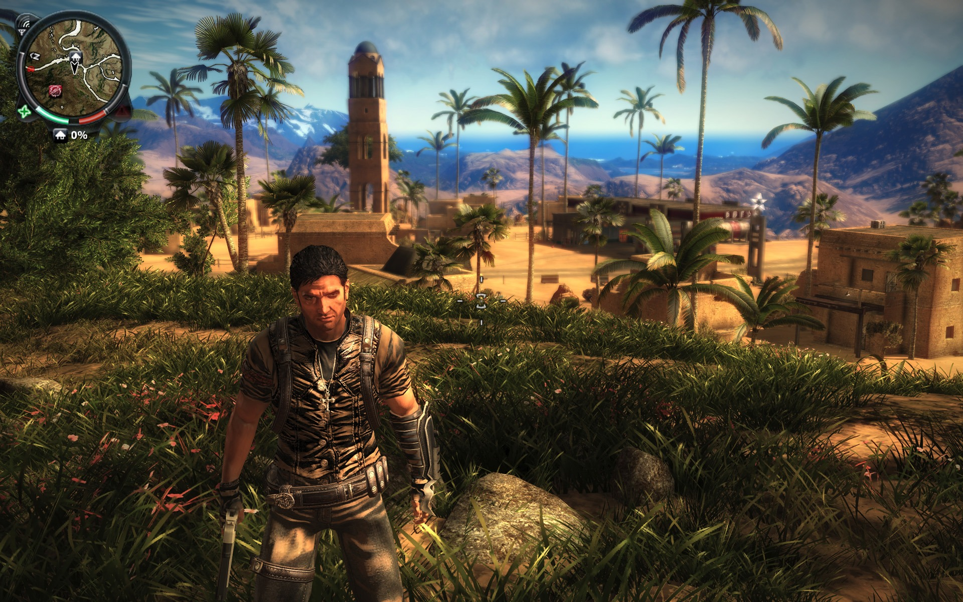 Just Cause 2 Review Screen 3