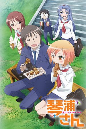 Kotoura-san Episode 1 Review Cover