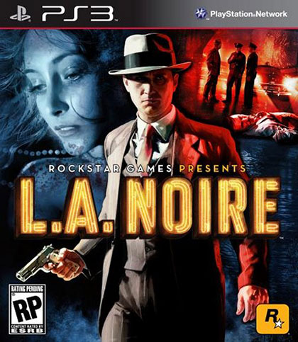 L.A. Noire Review - PlayStation 3 Box Art