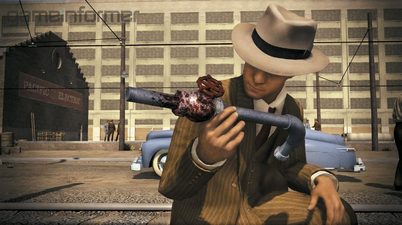 L.A. Noire Review Screen 4
