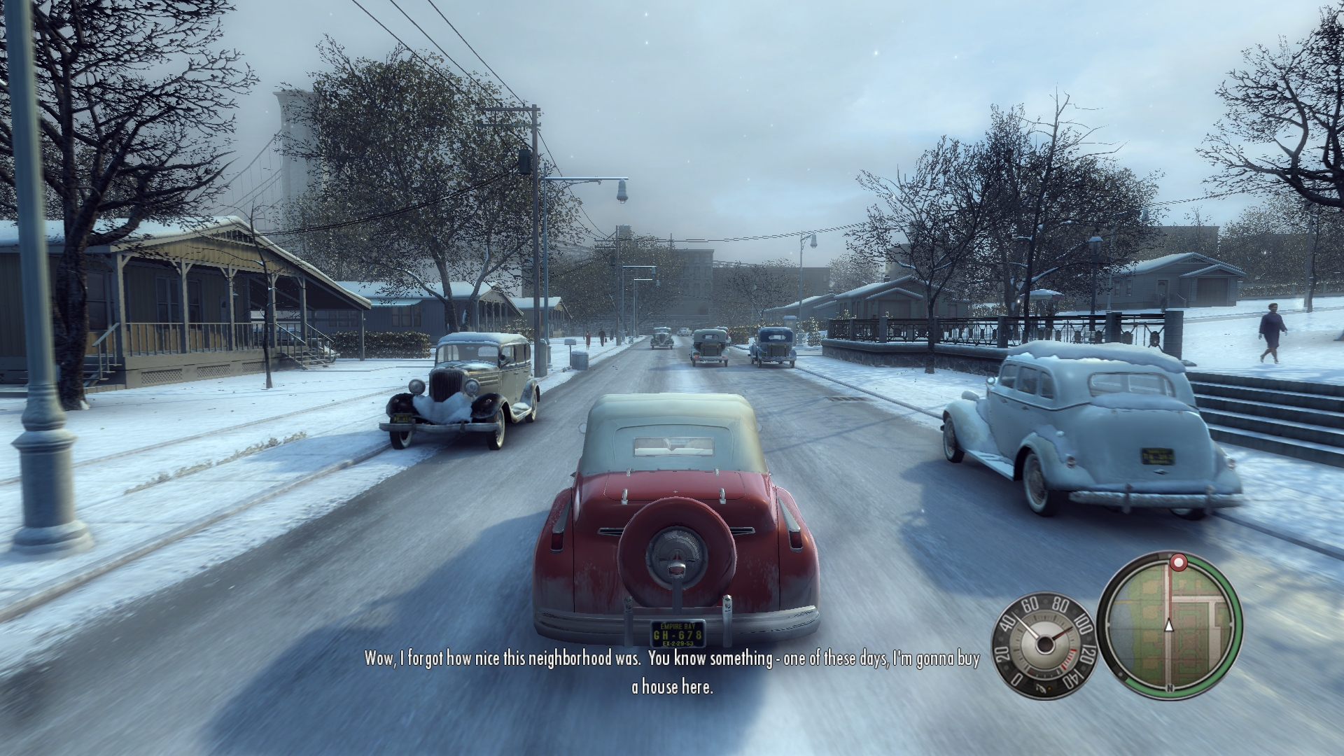 Mafia II Review Screen 3