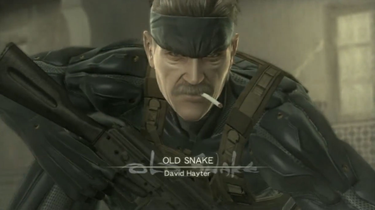 Metal Gear Solid 4 Guns Of the Patriots Screen 10