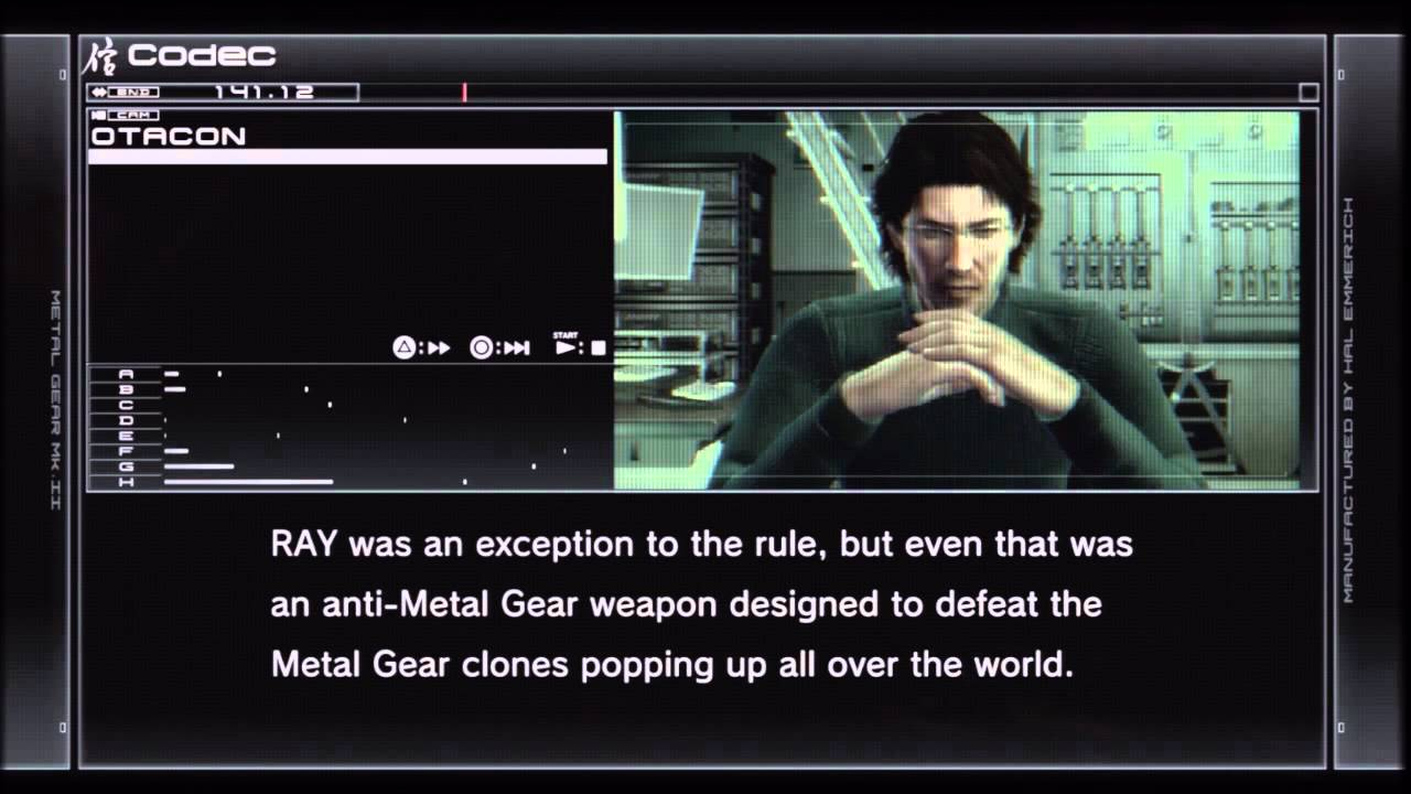 Metal Gear Solid 4 Guns Of the Patriots Screen 11