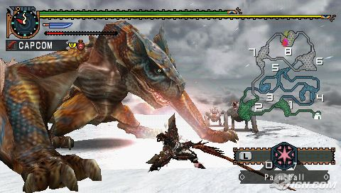 Monster Hunter Freedom 2 Review  Screen 1