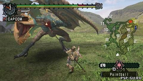 Monster Hunter Freedom 2 Review Screen 9