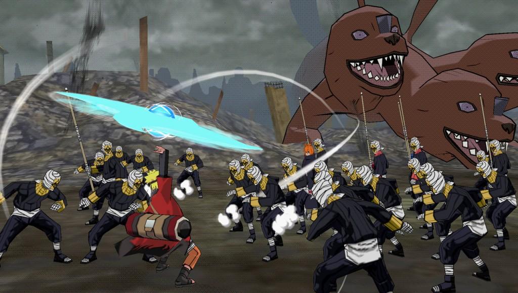 Naruto Shippuden Ultimate Ninja Impact Review Screen 8