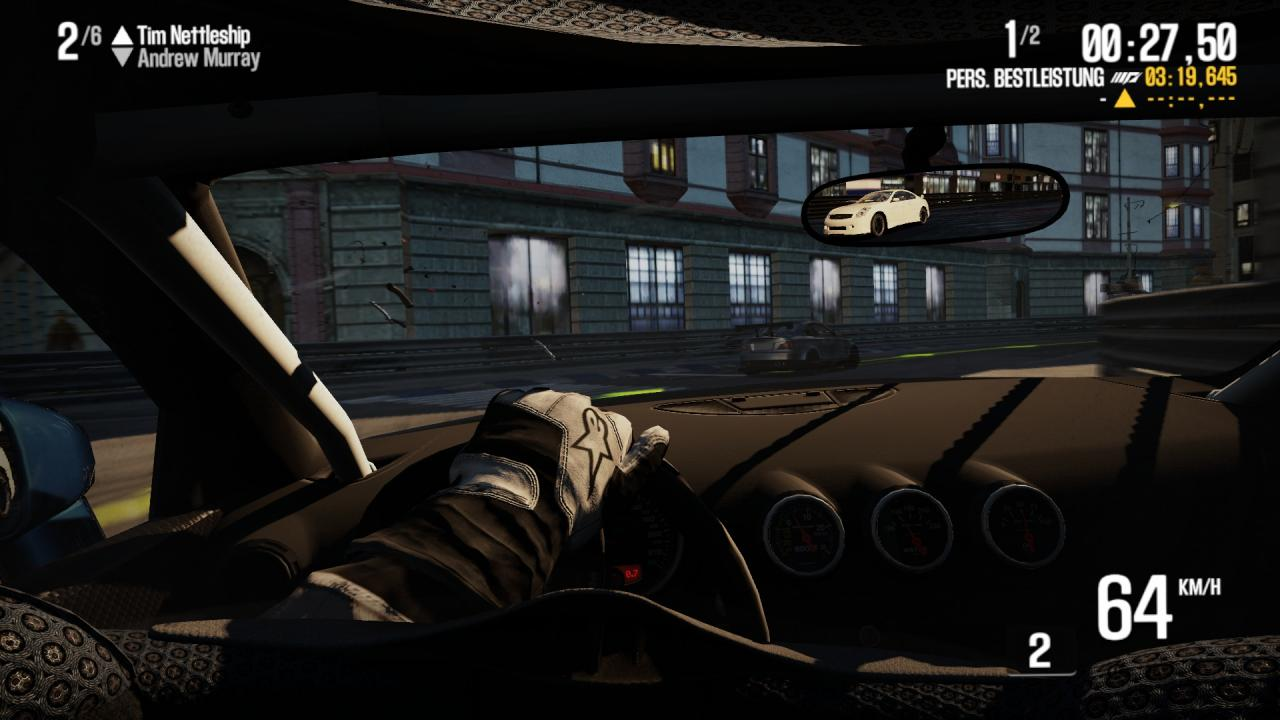 Need for Speed Shift 2 Unleashed Review Screen 3