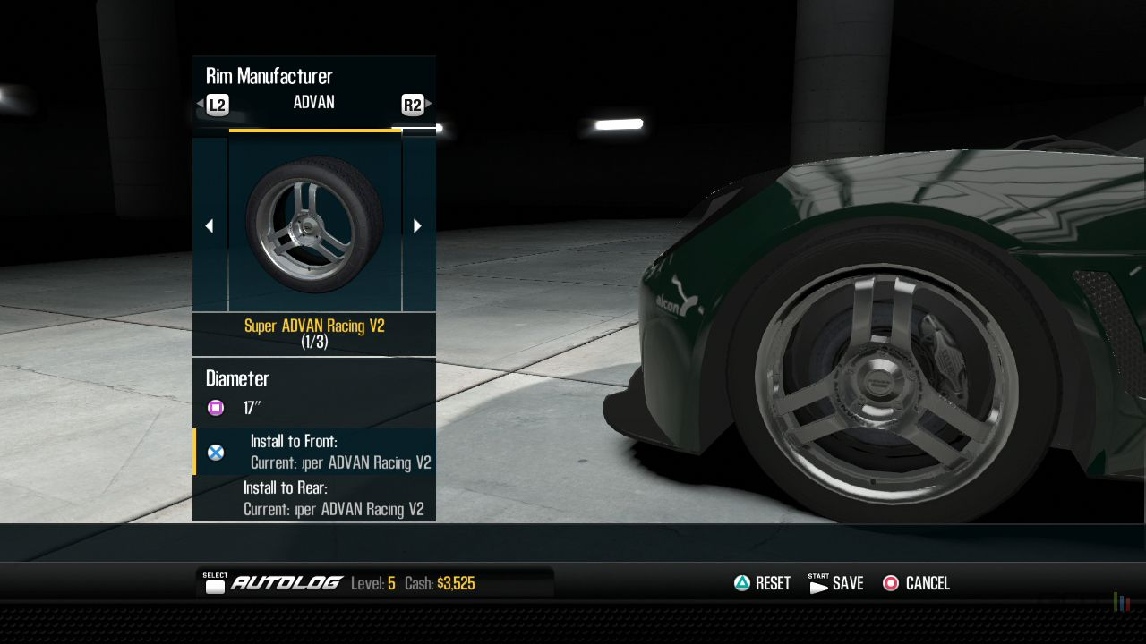 Need for Speed Shift 2 Unleashed Review Screen 4