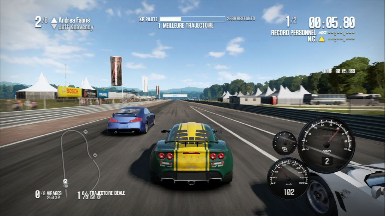Need for Speed Shift 2 Unleashed Review Screen 8