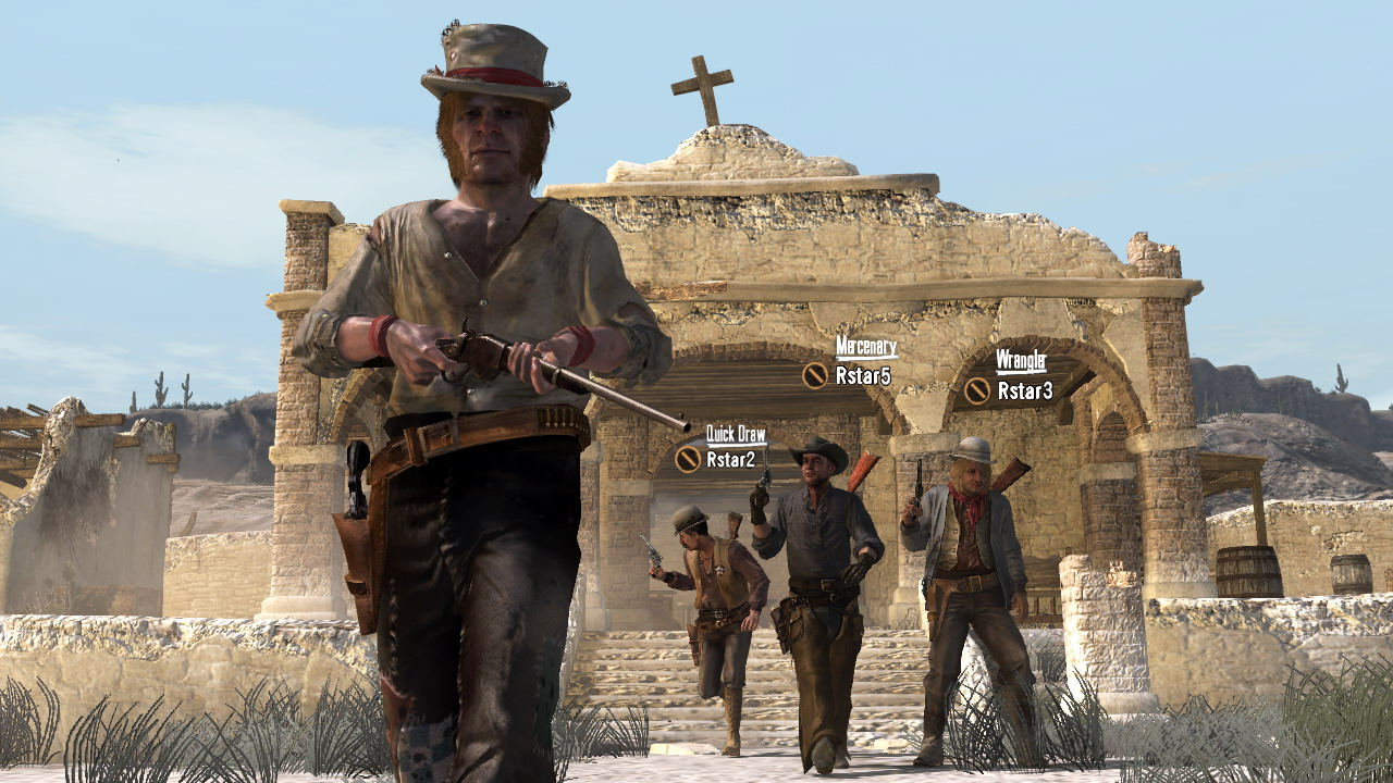 Red Dead Redemption Review Screen 12