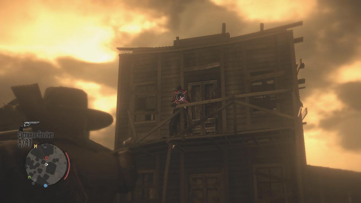 Red Dead Redemption Review Screen 7