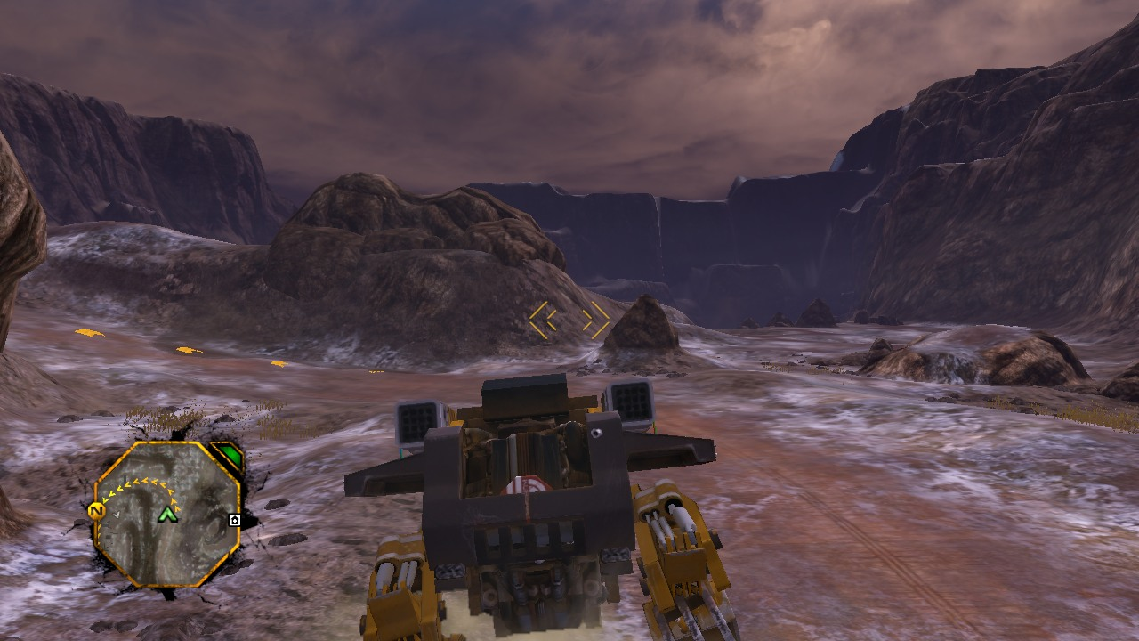 Red Faction Guerrila Review Screen 5