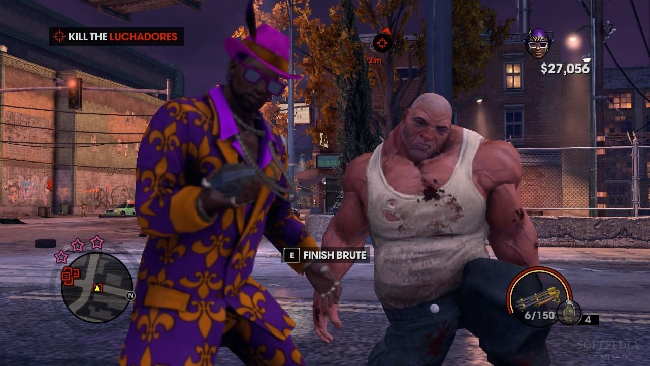 Saints Row The Third Review Screen 5