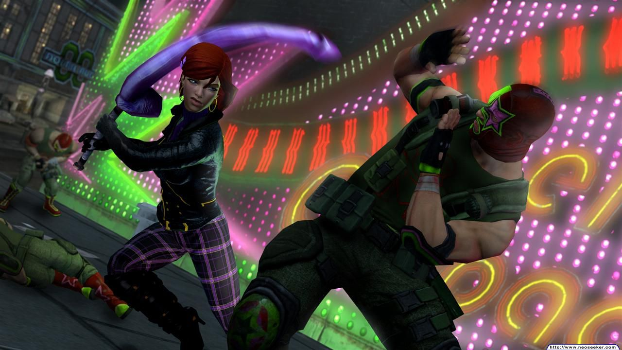 Saints Row The Third Review Screen 8