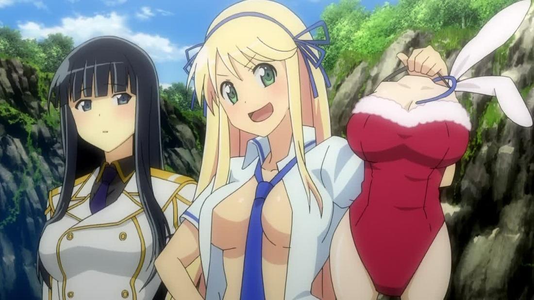 Senran Kagura Episode 2 Review Screen 5