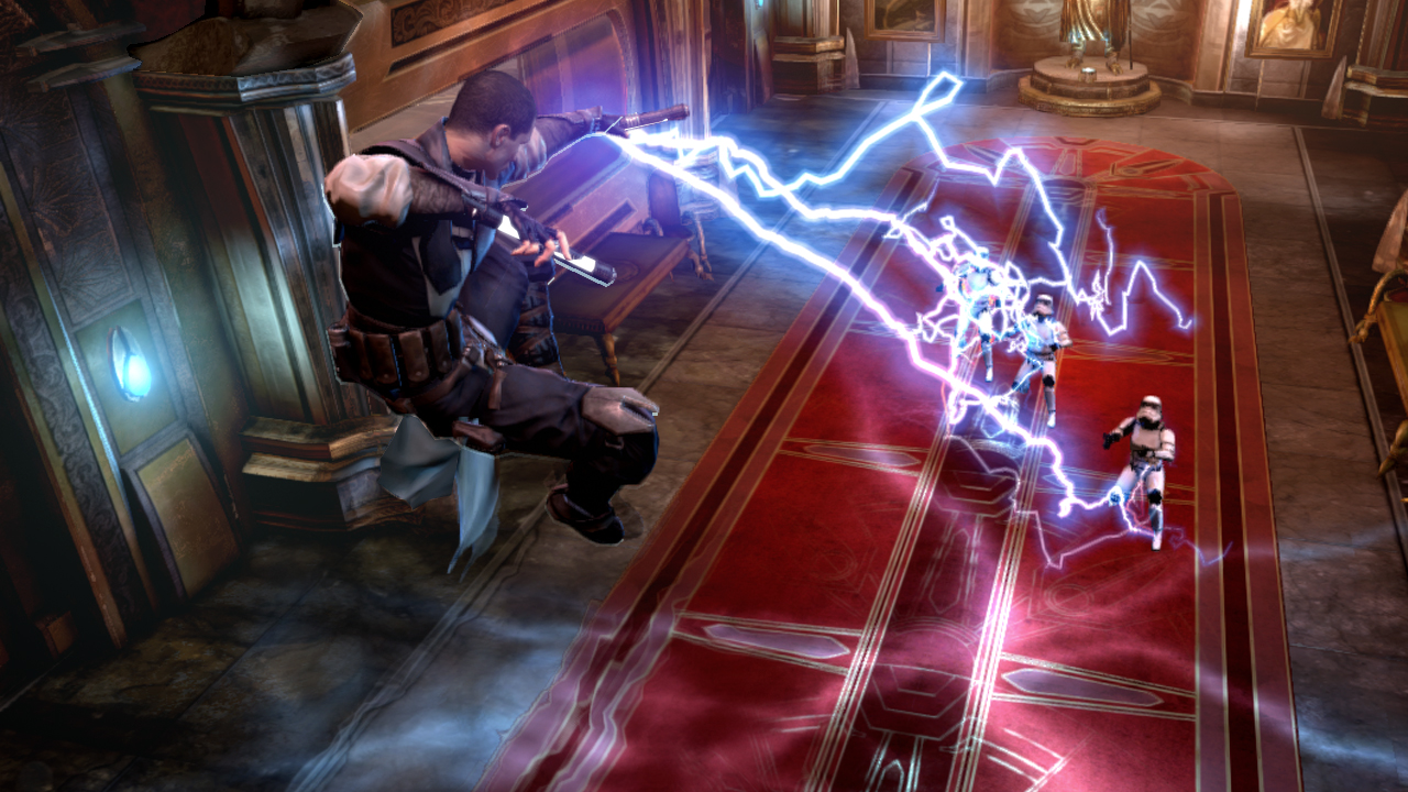 Star Wars The Force Unleashed 2 Review Screen 9