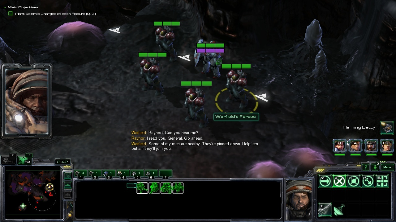 StarCraft II Wings of Liberty Review Screen 8