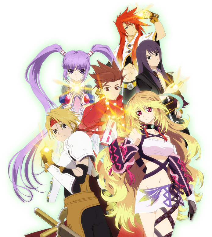 Tales of Asteria Announced; Mobile RPG Visual