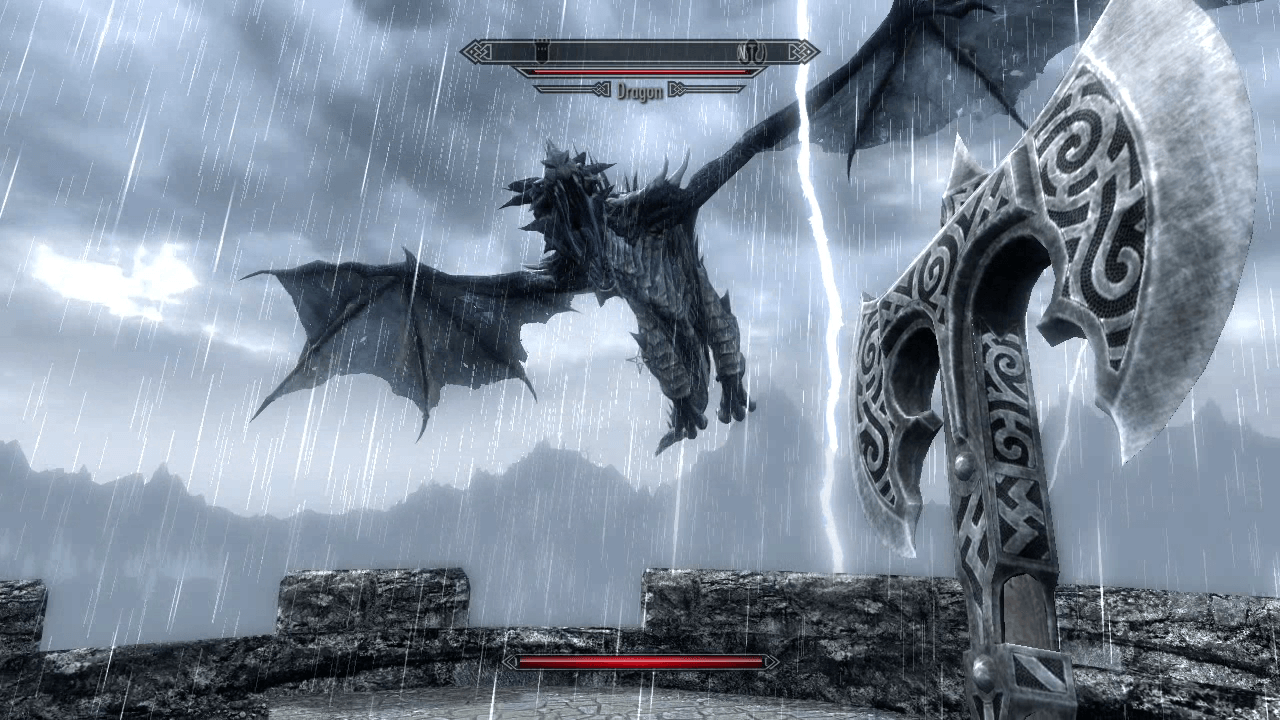 The Elder Scrolls V Skyrim Review Screen 1