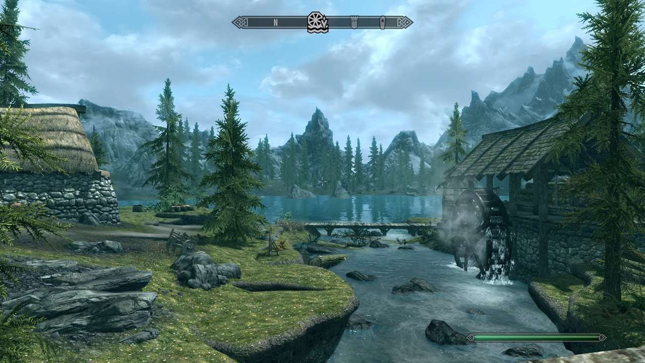 The Elder Scrolls V Skyrim Review Screen 6
