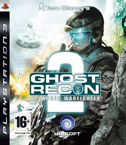 Tom Clancys Ghost Recon Advanced Warfighter 2 Review - PlayStation 3 Box Art