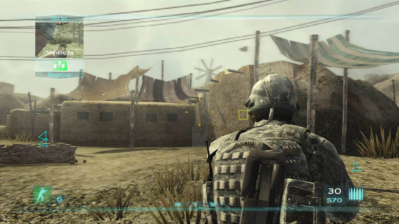 Tom Clancys Ghost Recon Advanced Warfighter 2 Review Screen 2