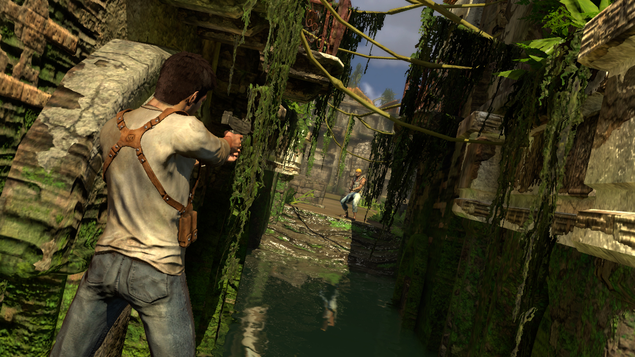 Uncharted 2 Among Thieves Review Screen 7