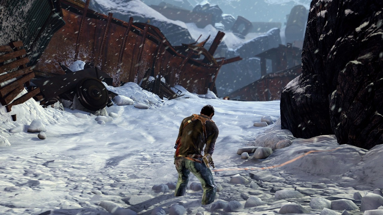 Uncharted 2 Among Thieves Review Screen 9