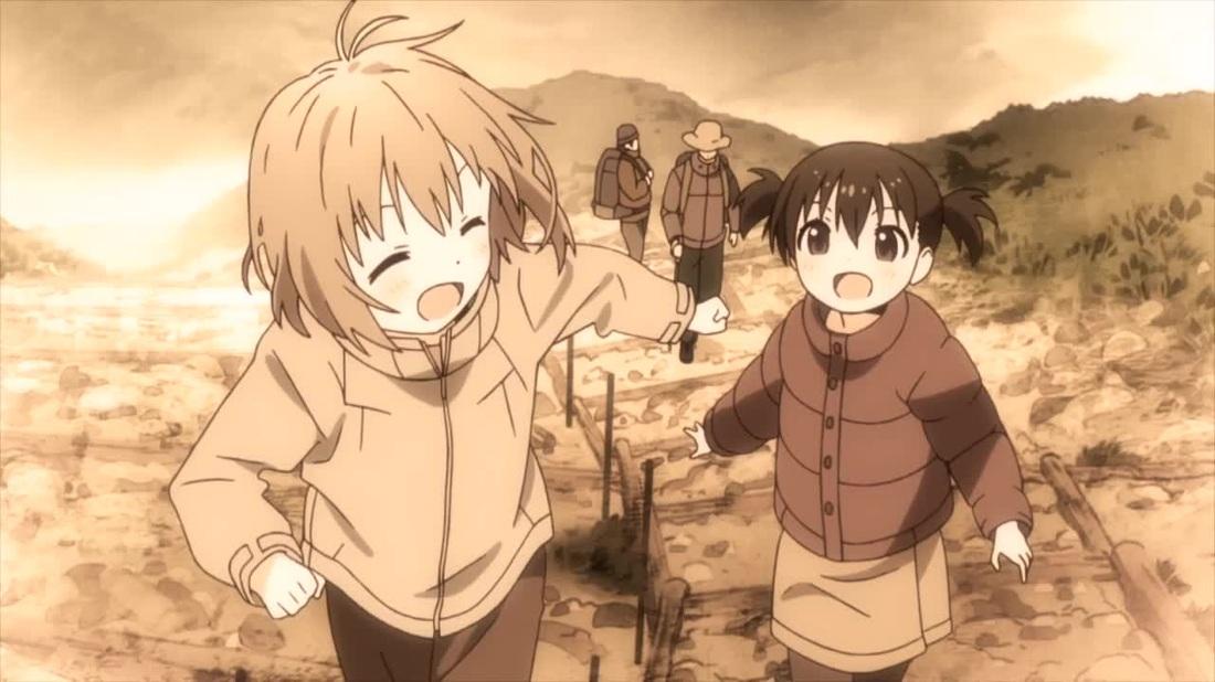 Yama no Susume Episode 2 Review Screen 5