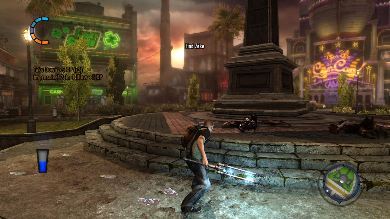 inFamous 2 Review Screen 6